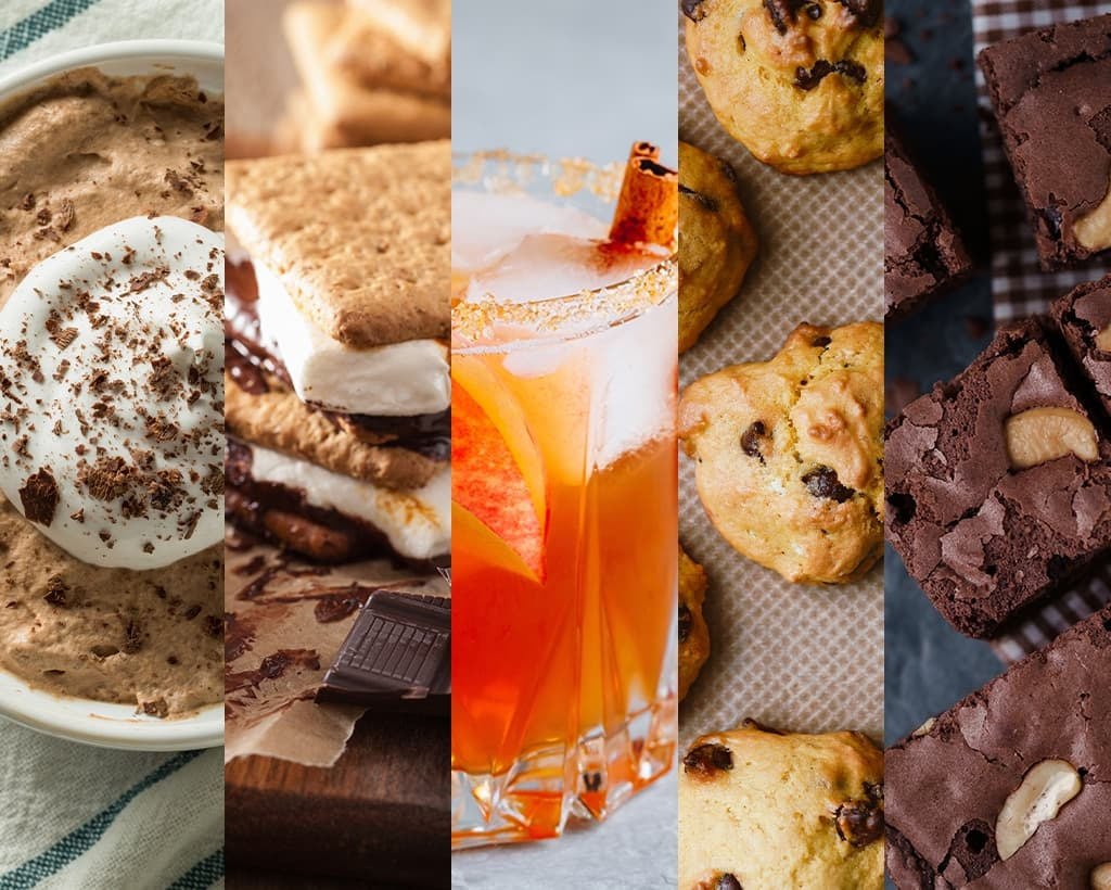 Recipe Roundup: Sweet And Salty Recipes