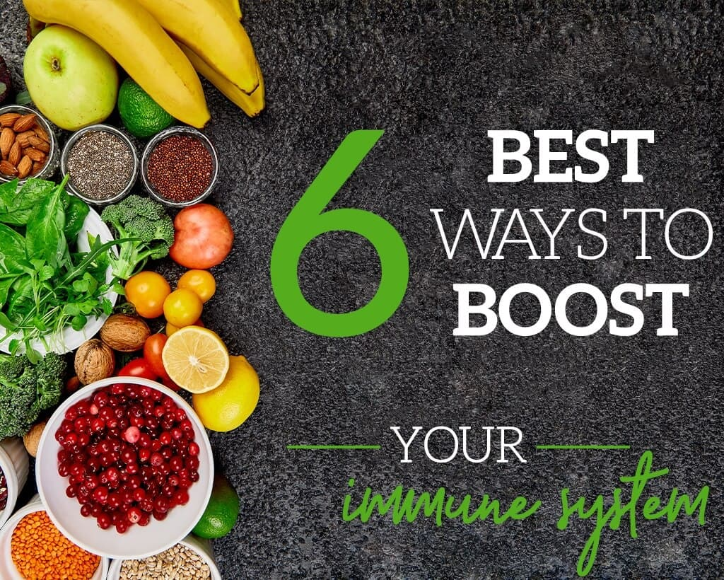 Best Ways to Boost Your Immune System