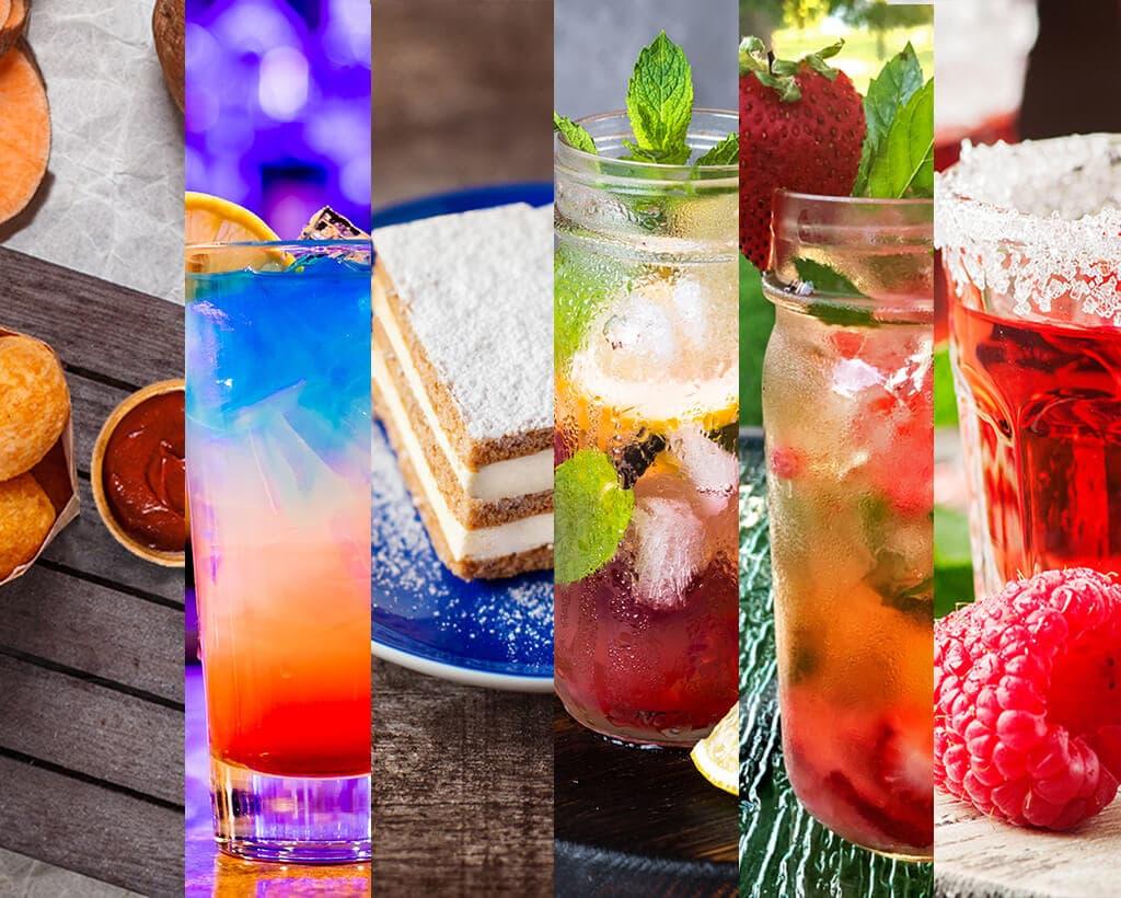 Recipe Roundup: Fun Summertime Recipes