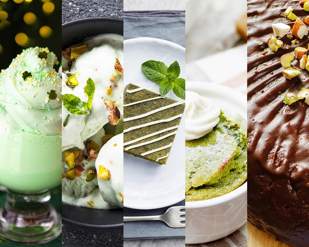 5 Naturally Green Recipes for Saint Patrick's Day