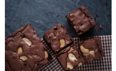 Gluten Free Sweet & Salty Brownies