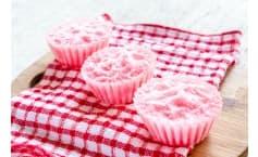 Sugar-Free Strawberry Granita