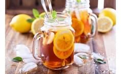 Stevia Sweetened Iced Tea