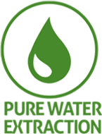 Pure water extraction